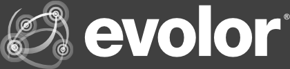 Logo of evolor GmbH, Berlin, Germany